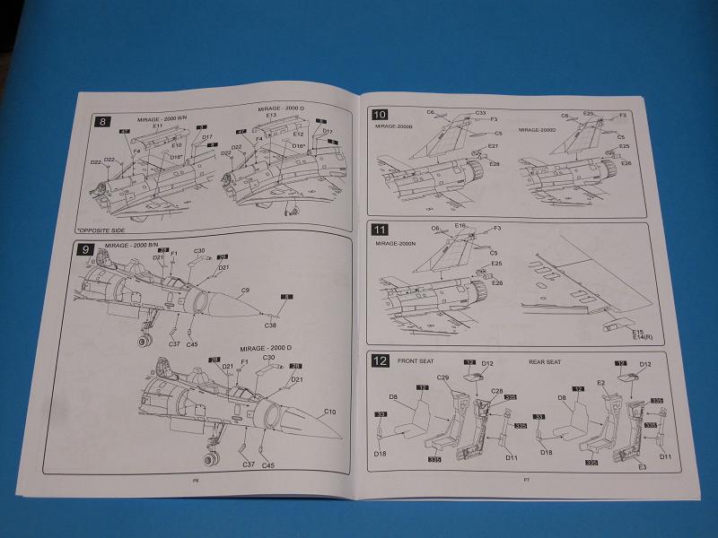 [Kinetic] - Mirage 2000 B/D/N KIN-K48032_Mirage2000BDN_Couv-04