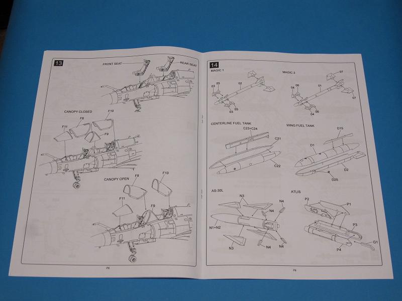 [Kinetic] - Mirage 2000 B/D/N KIN-K48032_Mirage2000BDN_Couv-05